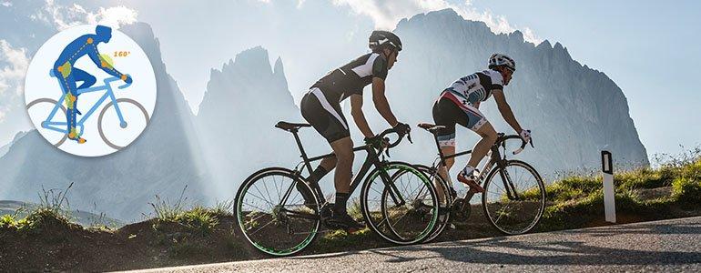 Header Bikefitting racefiets: optimaal presteren!