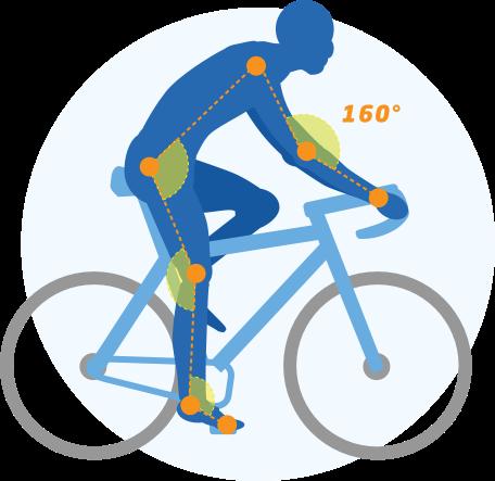 Afbeelding logo bikefitting racefiets