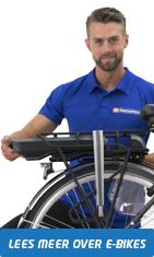 Lees meer over E-bikes