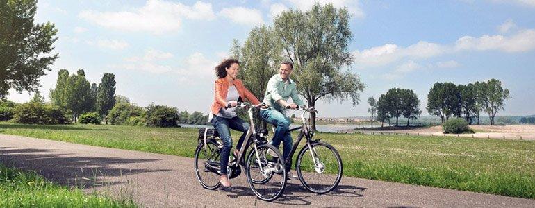 Alles over elektrische fietsen