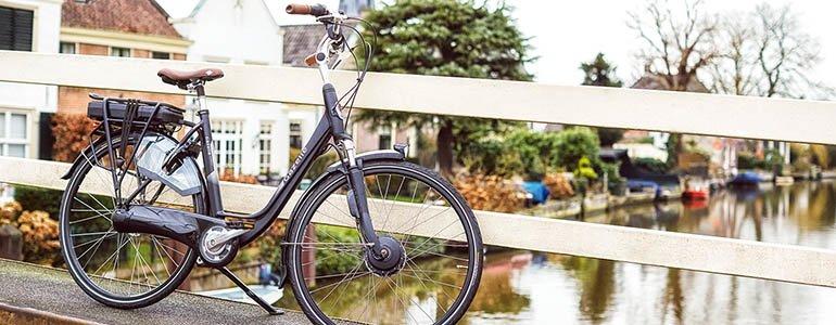 Motorsystemen elektrische fietsen
