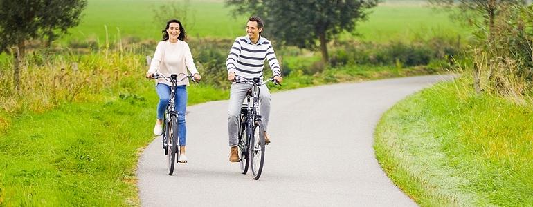 Actieradius elektrische fietsen