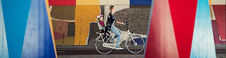 Kinderzitje op e-bike