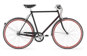Gazelle Van Stael retro fiets