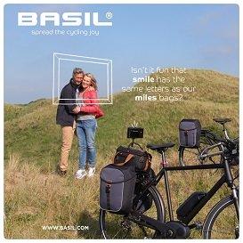 Basil fietstas