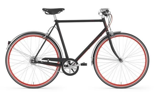 Expert stadsfietsen lifestyle fietsen for Minimalistische fiets