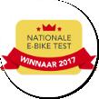 Winnaar Nationale E-bike Test 2017