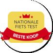 Beste koop Nationale Fiets Test 2017