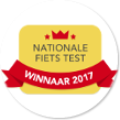 Winnaar Nationale Fiets Test 2017