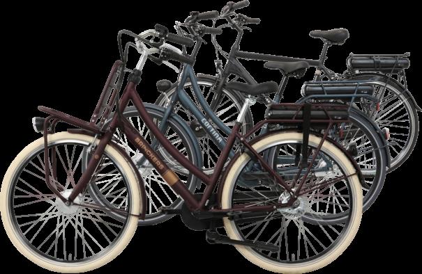 Vergelijk verschillende e-bikes