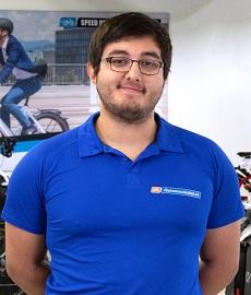 Vincent - Winkelmanager
