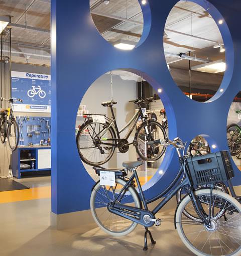 Fietsenwinkel.nl winkels