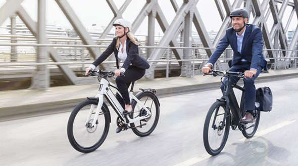 Met Kia, Mia en Vamil subsidie voordelig op een fiets van de zaak
