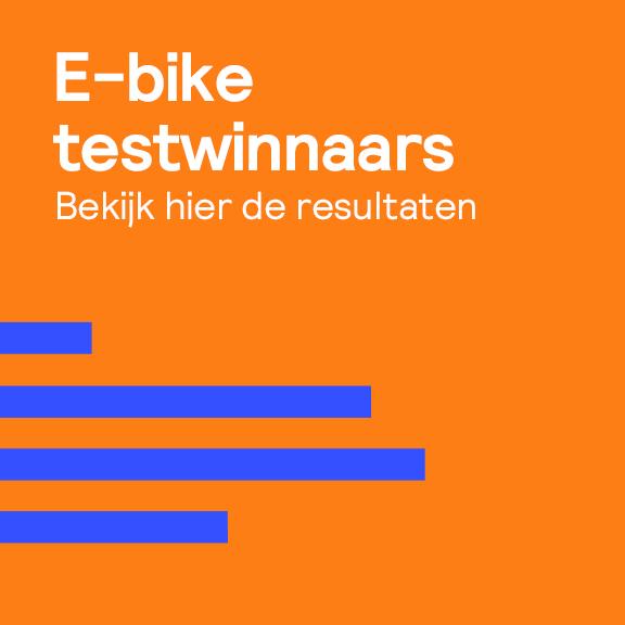 E-bike testwinnaars