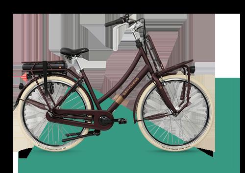 Brinckers Baxter elektrische fiets