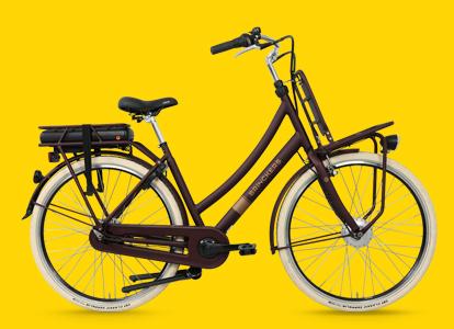 Brinckers Baxter F7 elektrische fiets