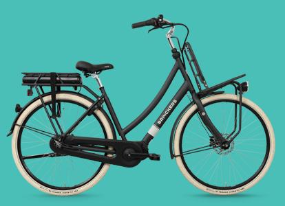 Brinckers Baxter HM8 elektrische fiets