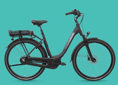 Brinckers Brisbane M8 elektrische fiets