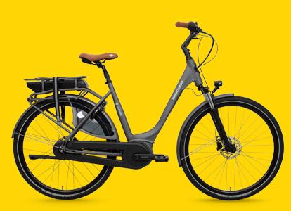 Brinckers Granville M8 elektrische fiets