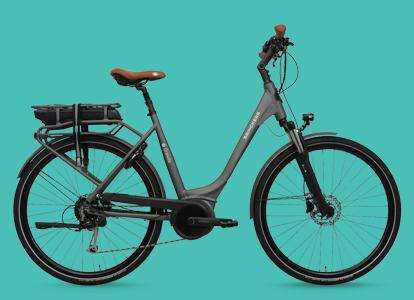 Brinckers Granville S9 elektrische fiets