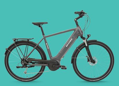 Brinckers Granville Sport elektrische fiets