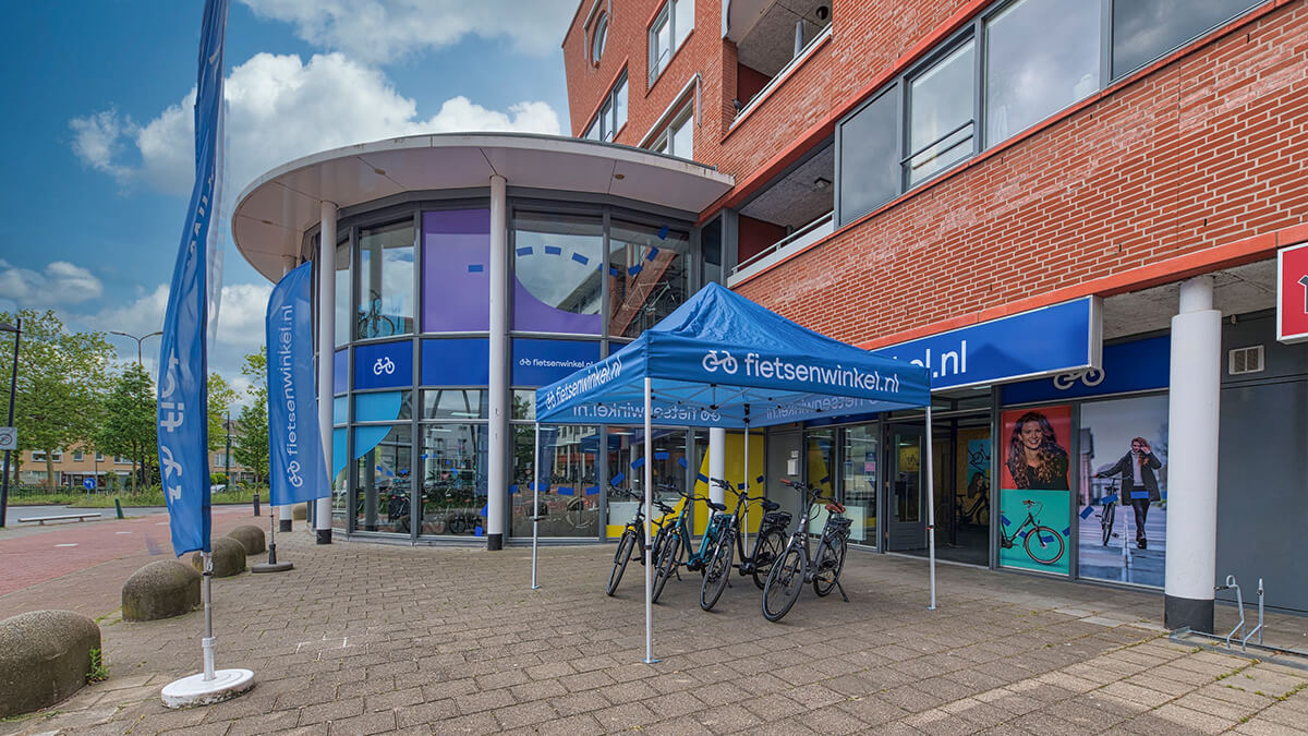 Fietsenwinkel Rijswijk Sfeerimpressie