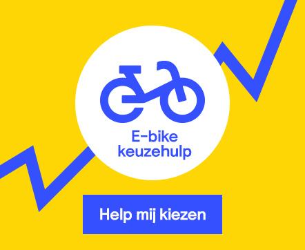 Doe de e-bike keuzehulp