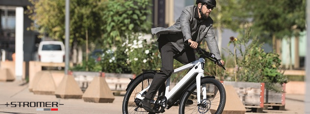 Stromer Speed Pedelecs