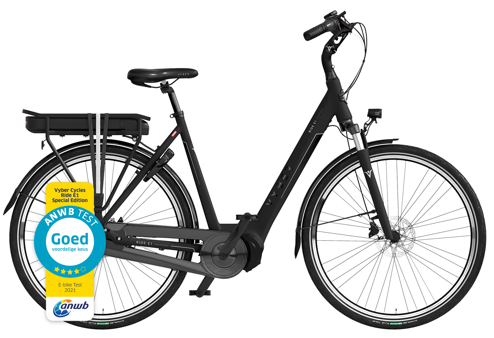 Vyber Ride E1 Special Edition elektrische fiets