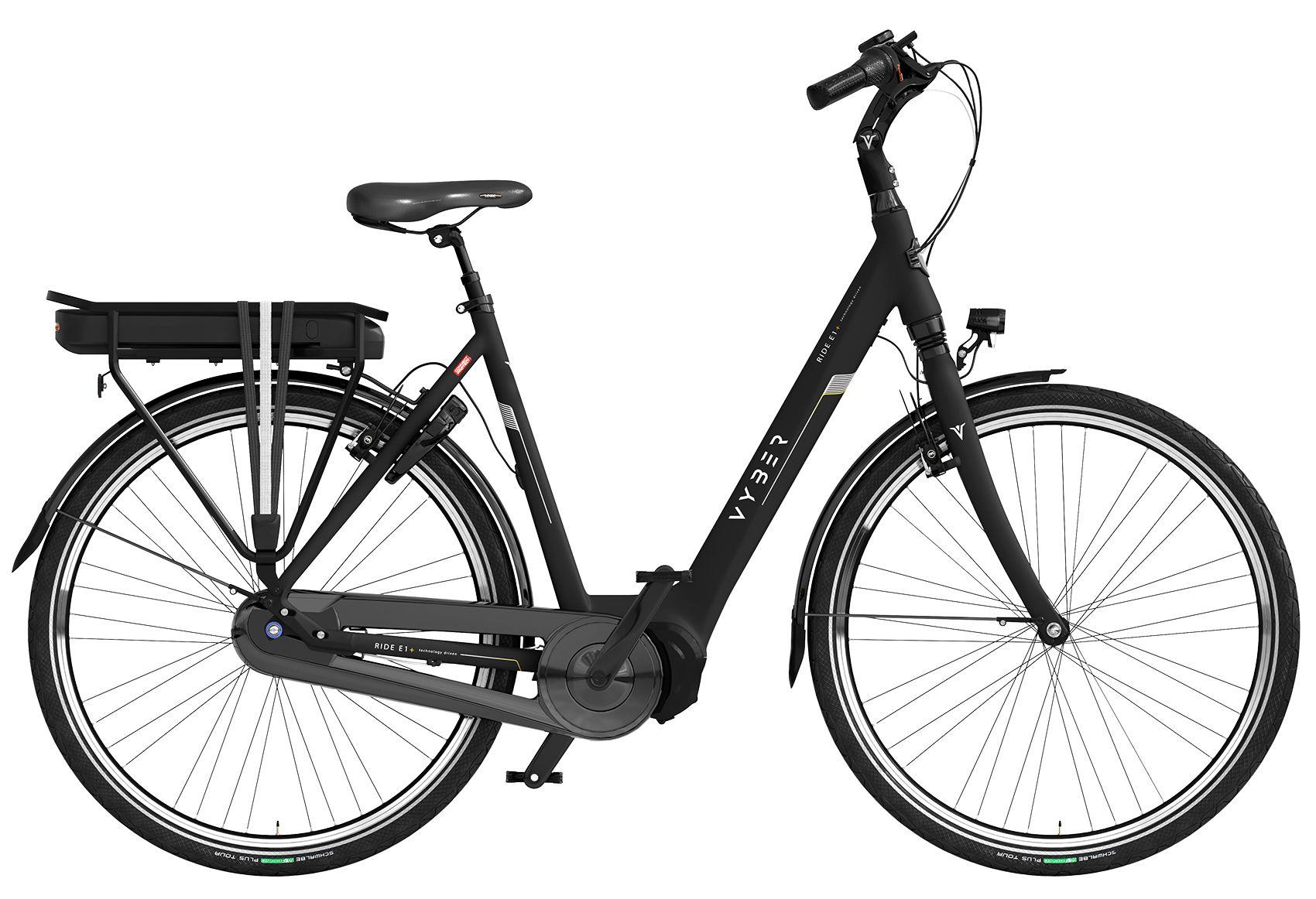 Vyber Ride E1+ M7 2021 Dames elektrische fiets