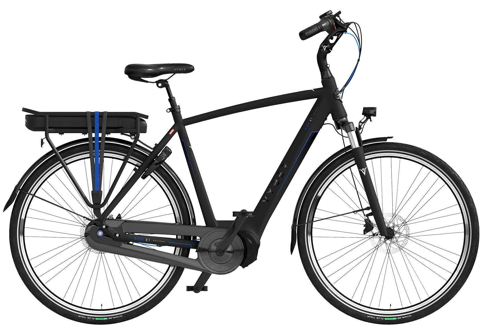 Vyber Ride E1 elektrische fiets