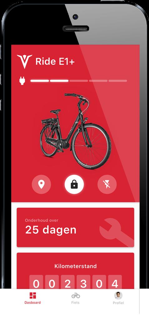 Vyber E-bike app