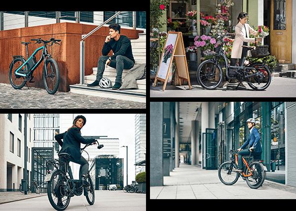 Klever Mobility E-bikes