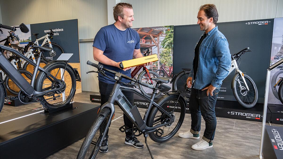 Laat u adviseren over speed pedelecs door onze e-bike experts